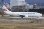 Koba UNITED®さんが、小松空港で撮影した日本トランスオーシャン航空 737-4Q3の航空フォト(写真)