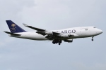 Timothyさんが、成田国際空港で撮影したサウジアラビア航空 747-4H6/BDSF の航空フォト(写真)