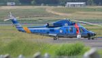 C.Hiranoさんが、高松空港で撮影した香川県警察 S-76Bの航空フォト(写真)