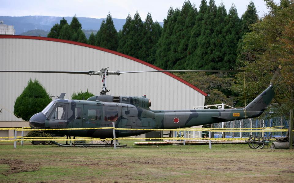 asuto_fさんの陸上自衛隊 Fuji UH-1H (41729) 航空フォト