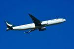 まいけるさんが、スワンナプーム国際空港で撮影したキャセイパシフィック航空 A330-342の航空フォト(写真)
