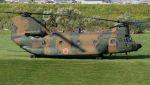 C.Hiranoさんが、佐賀市 嘉瀬川河川敷で撮影した陸上自衛隊 CH-47JAの航空フォト(写真)