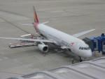 くまのんさんが、中部国際空港で撮影したアシアナ航空 A321-231の航空フォト(飛行機 写真・画像)