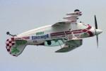 apphgさんが、静浜飛行場で撮影したエアロック・エアロバティックチーム S-2B Specialの航空フォト(写真)