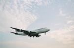 tokadaさんが、伊丹空港で撮影したエールフランス航空 747-128の航空フォト(写真)