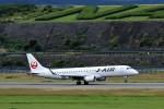 にしやんさんが、長崎空港で撮影したジェイ・エア ERJ-190-100(ERJ-190STD)の航空フォト(写真)