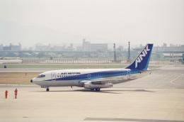 tokadaさんが、福岡空港で撮影したエアーニッポン 737-281/Advの航空フォト(飛行機 写真・画像)