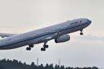 平手 孝徳さんが、成田国際空港で撮影した中国国際航空 A330-343Xの航空フォト(写真)