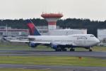 平手 孝徳さんが、成田国際空港で撮影したUSエア 100の航空フォト(写真)