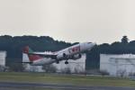 平手 孝徳さんが、成田国際空港で撮影したティーウェイ航空 737-8KGの航空フォト(写真)