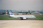 tokadaさんが、名古屋飛行場で撮影したニュージーランド航空 767-204/ERの航空フォト(写真)
