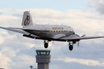 元青森人さんが、仙台空港で撮影したスーパーコンステレーション飛行協会 DC-3Aの航空フォト(写真)