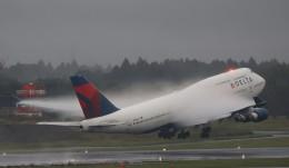 VIPERさんが、成田国際空港で撮影したデルタ航空 747-451の航空フォト(写真)