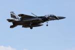 元青森人さんが、千歳基地で撮影した航空自衛隊 F-15DJ Eagleの航空フォト(写真)