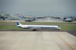 tokadaさんが、名古屋飛行場で撮影した中国北方航空 MD-82 (DC-9-82)の航空フォト(写真)