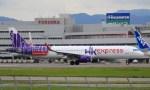 NH642さんが、福岡空港で撮影した香港エクスプレス A321-231の航空フォト(写真)