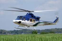 航空フォト:JA9986 北海道防災航空隊 412