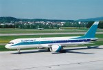 NH642さんが、チューリッヒ空港で撮影したエル・アル航空 757-258の航空フォト(写真)