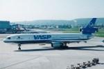 NH642さんが、チューリッヒ空港で撮影したVASP航空 MD-11の航空フォト(写真)
