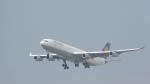 Kilo Indiaさんが、スワンナプーム国際空港で撮影したルフトハンザドイツ航空 A340-313Xの航空フォト(写真)