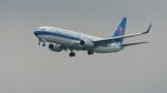 Kilo Indiaさんが、スワンナプーム国際空港で撮影した中国南方航空 737-81Bの航空フォト(写真)