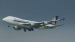 Kilo Indiaさんが、スワンナプーム国際空港で撮影したシンガポール航空カーゴ 747-412F/SCDの航空フォト(写真)