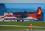 KAZKAZさんが、セレター空港で撮影したアジアリンク・カーゴ・エアラインズ 50Fの航空フォト(写真)
