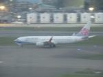 commet7575さんが、福岡空港で撮影したチャイナエアライン 737-8SHの航空フォト(写真)