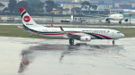 誘喜さんが、シンガポール・チャンギ国際空港で撮影したビーマン・バングラデシュ航空 737-8E9の航空フォト(写真)