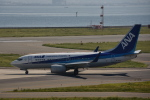 ワイエスさんが、関西国際空港で撮影した全日空 737-781の航空フォト(写真)