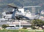 snowmanさんが、八尾空港で撮影したアメリカ海兵隊 AH-1Z Viperの航空フォト(写真)