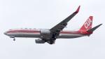 coolinsjpさんが、北京南苑空港で撮影した中国聯合航空 737-86Dの航空フォト(写真)