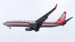 coolinsjpさんが、北京南苑空港で撮影した中国聯合航空 737-86Dの航空フォト(飛行機 写真・画像)