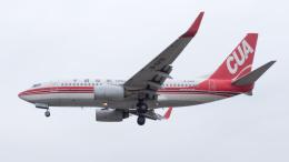 coolinsjpさんが、北京南苑空港で撮影した中国聯合航空 737-79Pの航空フォト(飛行機 写真・画像)