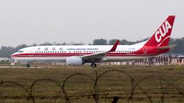 coolinsjpさんが、北京南苑空港で撮影した中国聯合航空 737-89Pの航空フォト(飛行機 写真・画像)