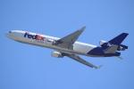 キイロイトリ1005fさんが、関西国際空港で撮影したフェデックス・エクスプレス MD-11Fの航空フォト(写真)
