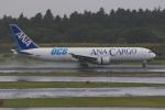 みるぽんたさんが、成田国際空港で撮影した全日空 767-381Fの航空フォト(写真)