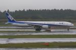 みるぽんたさんが、成田国際空港で撮影した全日空 777-381/ERの航空フォト(写真)