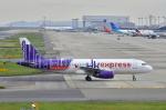 kix-boobyさんが、関西国際空港で撮影した香港エクスプレス A320-232の航空フォト(写真)