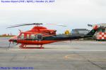 Chofu Spotter Ariaさんが、富山空港で撮影した富山県消防防災航空隊 412EPの航空フォト(写真)