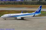 Chofu Spotter Ariaさんが、富山空港で撮影した全日空 737-881の航空フォト(飛行機 写真・画像)