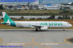 Chofu Spotter Ariaさんが、富山空港で撮影したエアソウル A321-231の航空フォト(写真)
