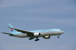 senbaさんが、成田国際空港で撮影した大韓航空 777-2B5/ERの航空フォト(写真)