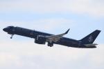 キイロイトリ1005fさんが、関西国際空港で撮影したTAG エイビエーション UK 757-2K2の航空フォト(写真)