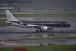 mojioさんが、羽田空港で撮影したスターフライヤー A320-214の航空フォト(写真)
