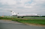 tokadaさんが、名古屋飛行場で撮影した中国西北航空 Tu-154Mの航空フォト(写真)