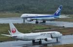 岡山空港 - Okayama Airport [OKJ/RJOB]で撮影された全日空 - All Nippon Airways [NH/ANA]の航空機写真