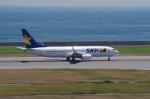 mild lifeさんが、神戸空港で撮影したスカイマーク 737-8FZの航空フォト(写真)