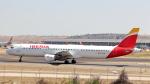 誘喜さんが、マドリード・バラハス国際空港で撮影したイベリア航空 A321-211の航空フォト(写真)