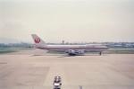 tokadaさんが、福岡空港で撮影した日本航空 747-146の航空フォト(写真)